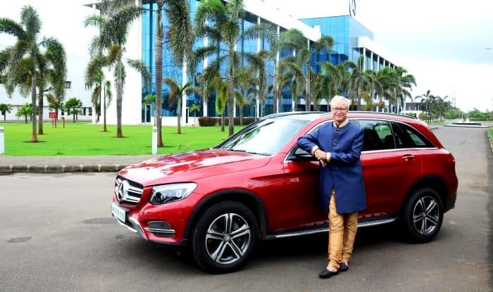 Mercedes-Benz GLC 'Celebration Edition' Launched at INR 50.86 Lakh; Celebrates 70 Years of Indian Independence