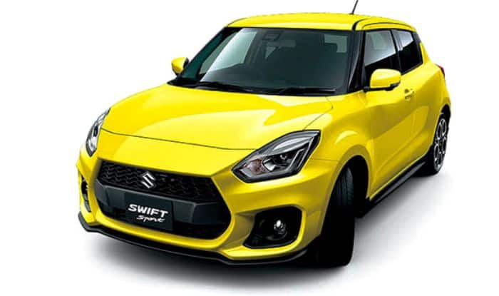 tokyo motor show 2017 new suzuki swift sport showcased find new upcoming cars latest car. Black Bedroom Furniture Sets. Home Design Ideas
