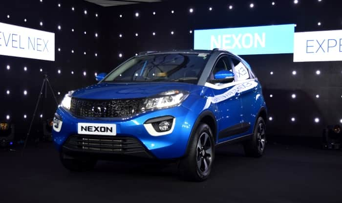 Tata Nexon AMT Debut at Auto Expo 2018; Launch Date, Price in India, Specs, Features