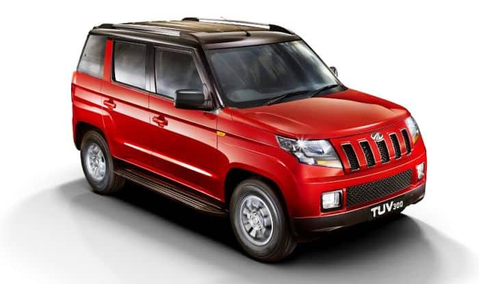 Mahindra TUV300 T10 Launched in India, Priced at INR 9.66 lakh