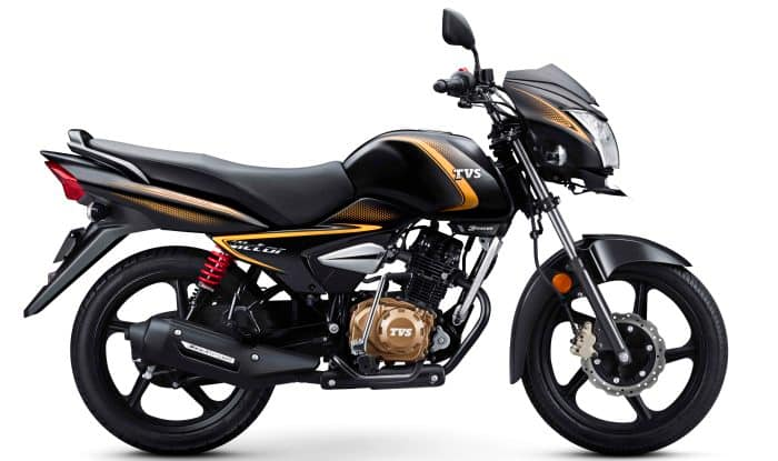 Tvs Victor Premium Edition Launched Priced In India At