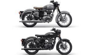 Royal Enfield Classic 350 & Classic 500 New Color Variants Launched; Price in India Starts at INR 1.59 Lakh