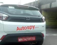 Tata Nexon AMT XZA Variant Spied, India Launch soon