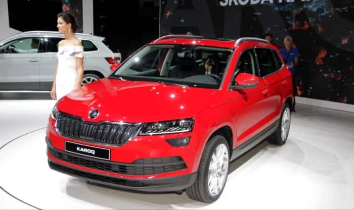 Frankfurt Motor Show 2017: Skoda Karoq and Kodiaq Sportline showcased; Karoq India Launch Likely next year