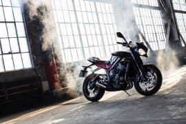 2017 Triumph Street Triple RS Launch LIVE Streaming: Watch Online Telecast and Live Stream of Street Triple RS