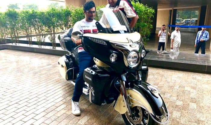 Actor R Madhavan Gets Himself A Brand New Indian Roadmaster This