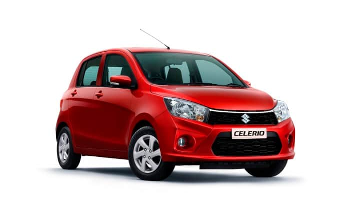 New Maruti Suzuki Celerio Launched in India; Price Starts at INR 4.15 Lakh