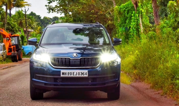 Black Kodiaq >> Skoda Kodiaq Launch LIVE Updates: India Price Starts at ...