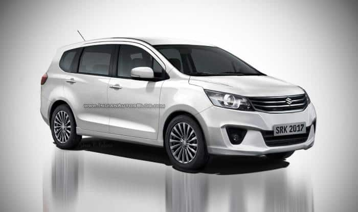 New-Gen Maruti Suzuki Ertiga India Launch in August 2018; Price, Images & Specs