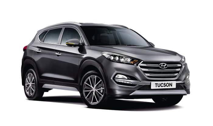 Hyundai Tucson Four Wheel Drive Launched at INR 25.19 Lakh; India Price, Interior, Bookings, Images, Review