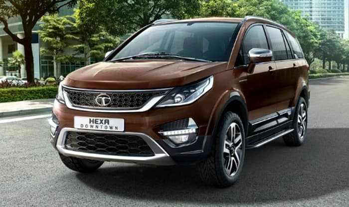 Tata Hexa Downtown Urban Special Edition Launched Priced