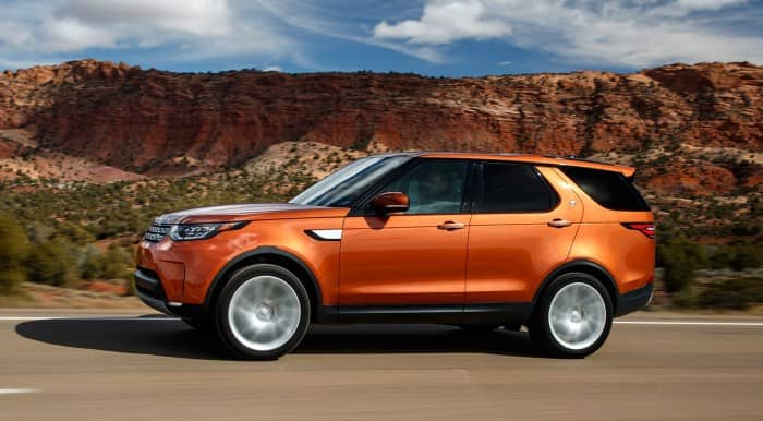all new land rover discovery 2017 india launch on october 28 price in india specs features. Black Bedroom Furniture Sets. Home Design Ideas