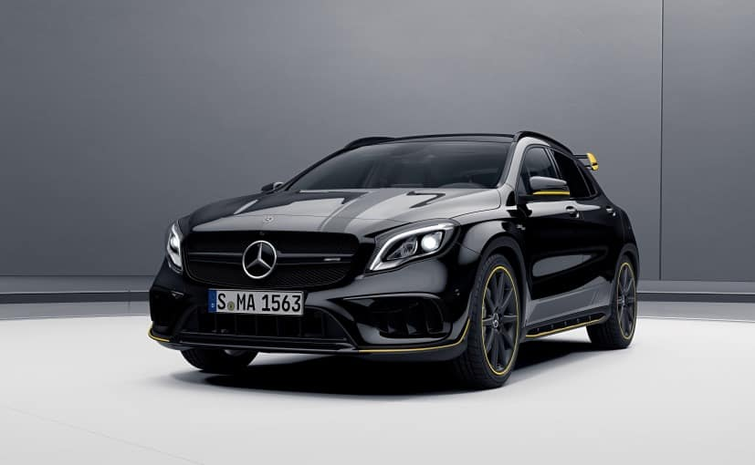 Mercedes-AMG CLA 45 & GLA 45 Facelift India Launch on November 9; Price in India, Specs, Features