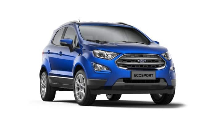 New Ford EcoSport 2017 India Launch LIVE Streaming Watch Online Telecast Webcast Of Facelift
