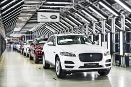 Locally Assembled 2018 Jaguar F-PACE SUV Launched; Priced in India at INR 60.02 Lakh