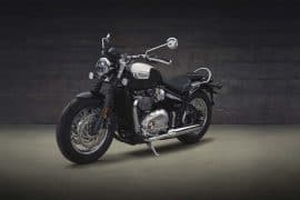 2018 Triumph Bonneville Speedmaster to be Unveiled Today at India Bike Week 2017