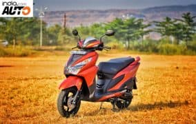 Honda Grazia First Ride Review: A New Stylish, Feature Loaded & Contemporary Innovation