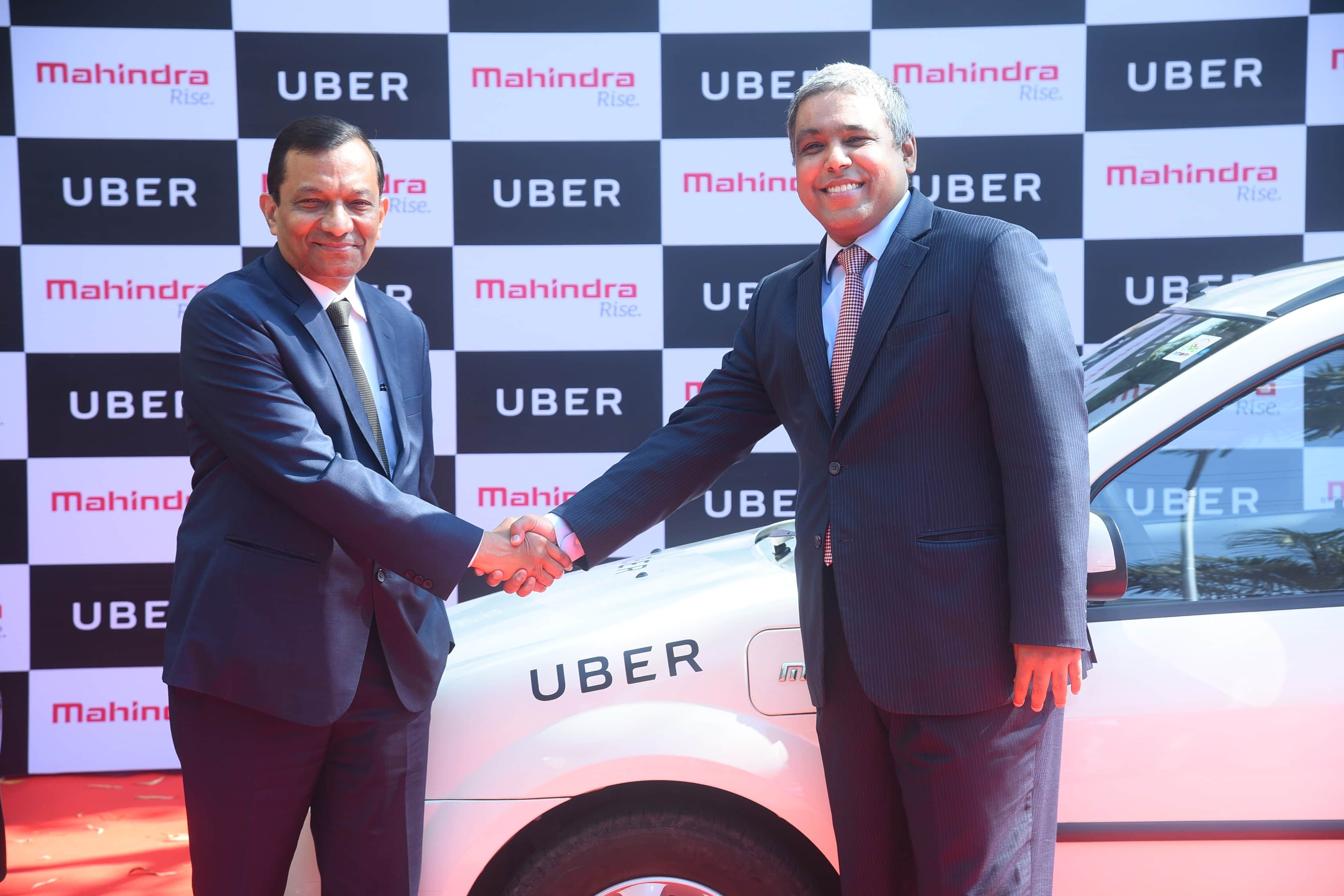 Mahindra Collaborates with Uber for EVs in India