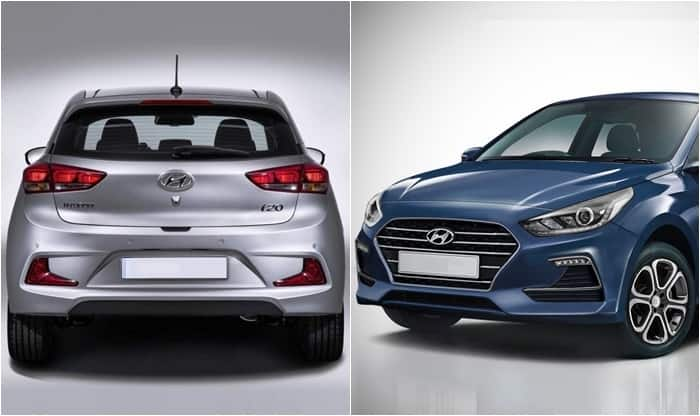 new hyundai elite i20 facelift to be unveiled at 2018. Black Bedroom Furniture Sets. Home Design Ideas