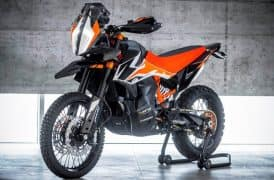 KTM 790 Adventure R Prototype Showcased at EICMA 2017; India Launch Likely by end 2019