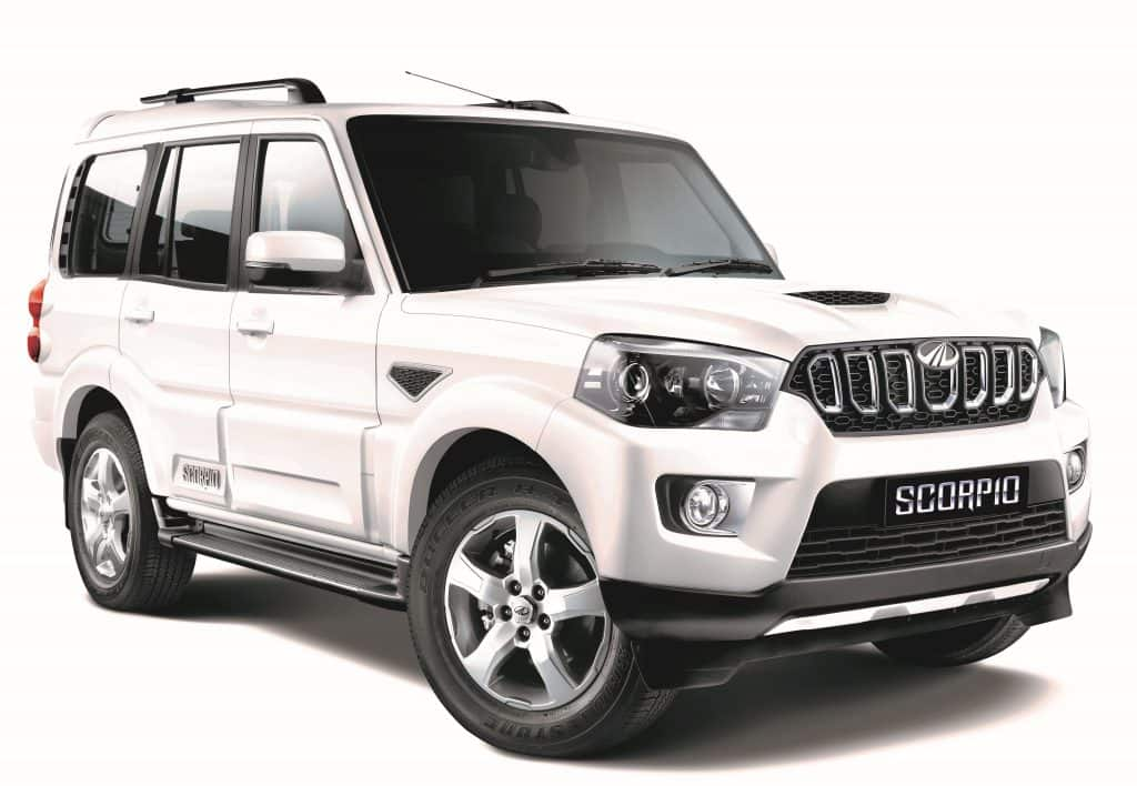 New 2017 Mahindra Scorpio Facelift Launched Price In