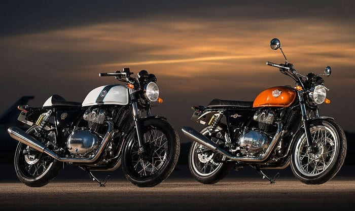 EICMA 2017: Royal Enfield Continental GT 650 & Interceptor 650 Showcased - Price, Images, Launch Date