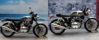 Royal Enfield Interceptor 650, Continental GT 650 Showcased at Rider Mania 2017; India Launch Next Year