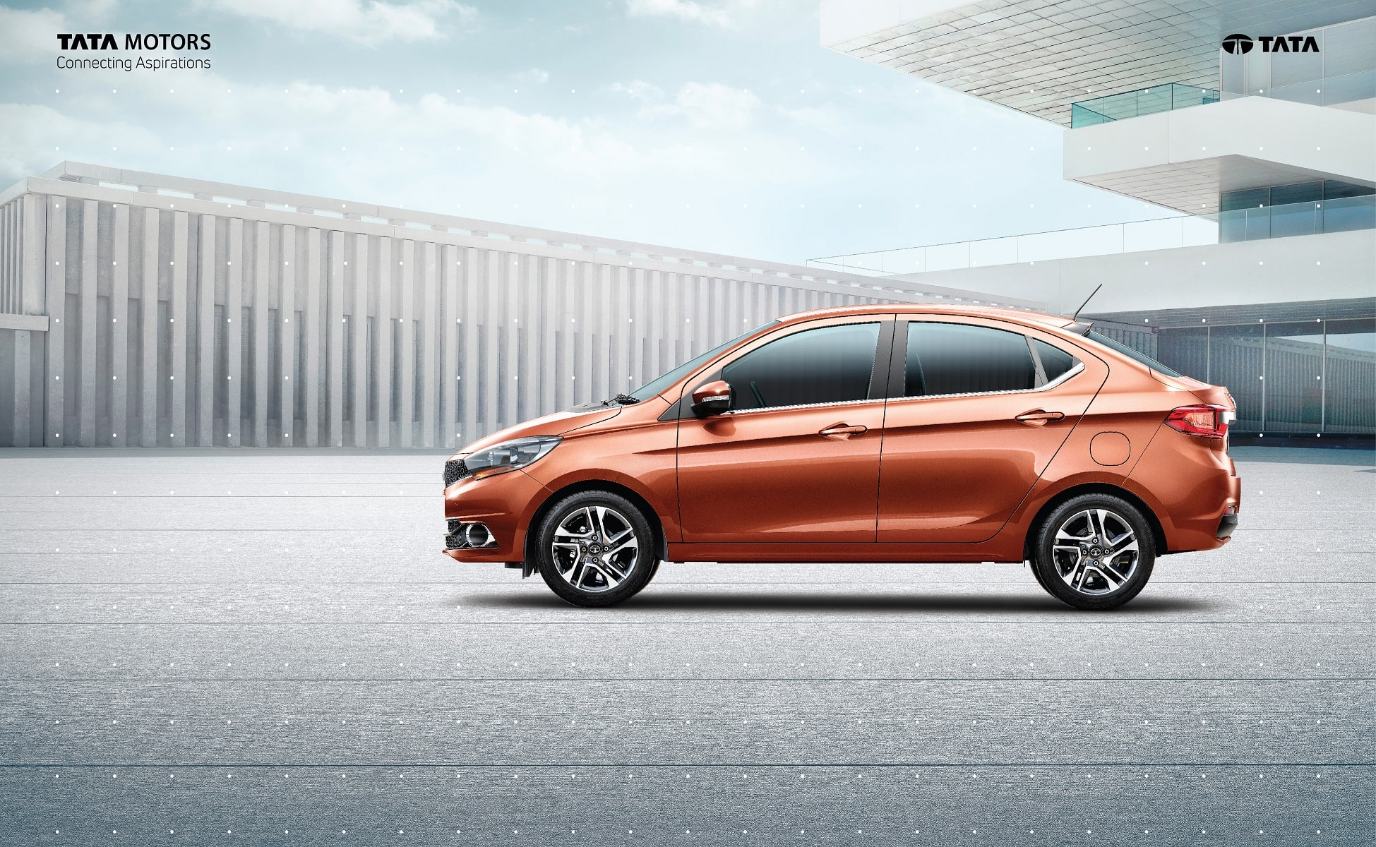 Tata Tigor AMT Launched in India, Price starts from INR 5.75 Lakh