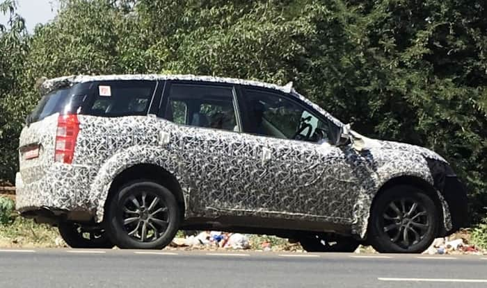 New Mahindra Xuv500 Facelift India Launch In Early 2018
