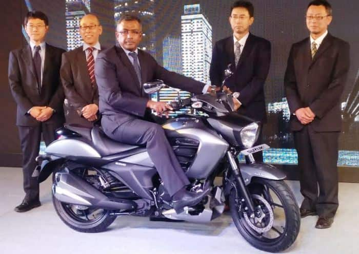 suzuki intruder 150 launched side profile