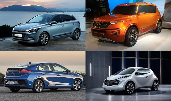 New Hyundai Cars Launching in India during 2017-18: Hyundai Santro 2018, Elite i20 Facelift, New Creta, Carlino