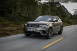 New Range Rover Velar Launched, Price in India Starts from INR 78.83 Lakh