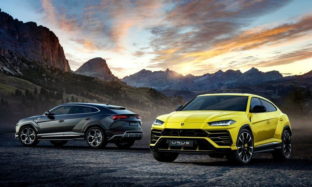 Lamborghini launches super sports utility vehicle 'Urus'