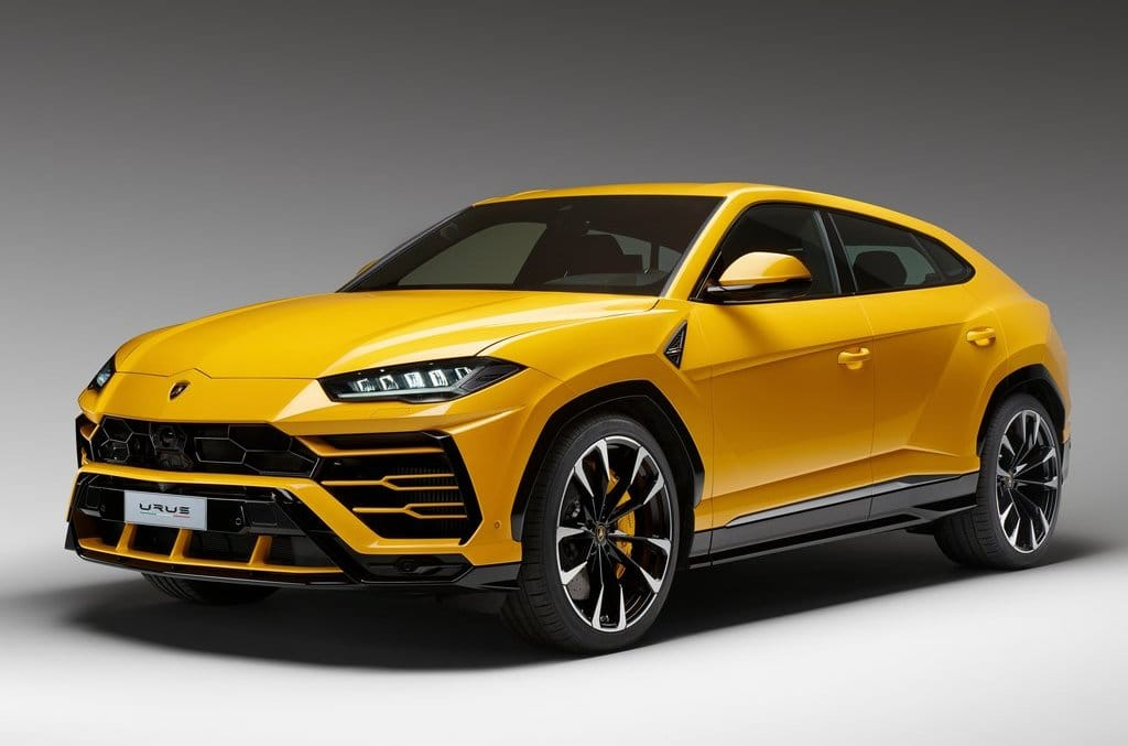 Lamborghini Urus Launched; Price In India Starts At INR 3 Crore