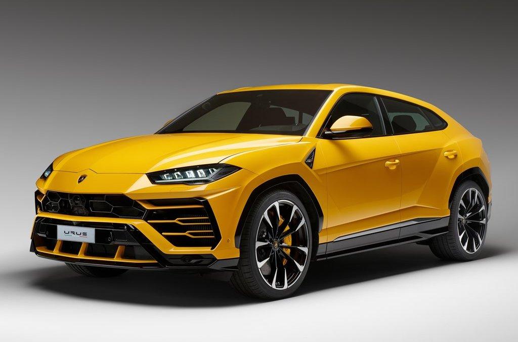 Lamborghini Urus Launched; Price in India Starts at INR 3 Crore