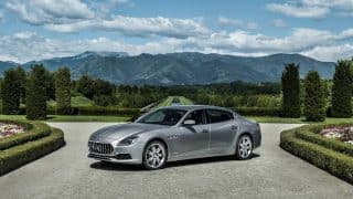 2018 Maserati Quattroporte GTS launched; Price in India starts at INR 2.7 Crore