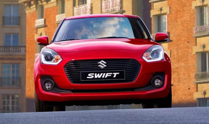 New Maruti Swift 2018 Launch Date Price In India Images Features