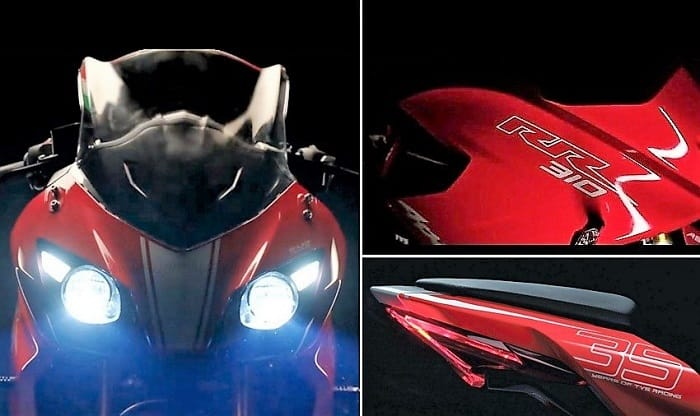 Tvs apache rr 310 india launch live streaming watch for Motors tv live stream