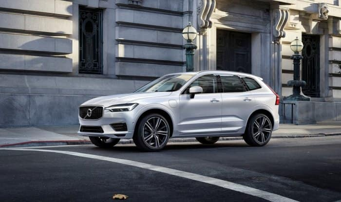 Volvo XC60 Launched In India; Priced At ₹ 55.90 Lakh
