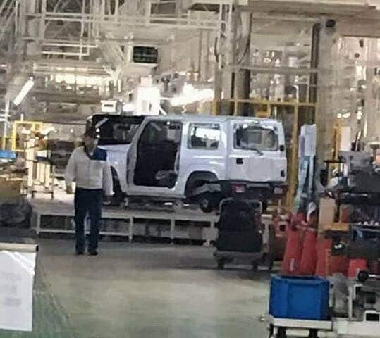 New Suzuki Jimny 2018 Suv Images Emerge Online Likely To