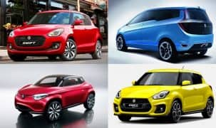 New Maruti Suzuki Cars to be Showcased at Auto Expo 2018; Swift 2017, New Maruti Ciaz, Ertiga 2017