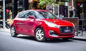 Maruti Suzuki Swift 2018 Bookings Open Officially; Launch Date, Price in India, Interior, Images