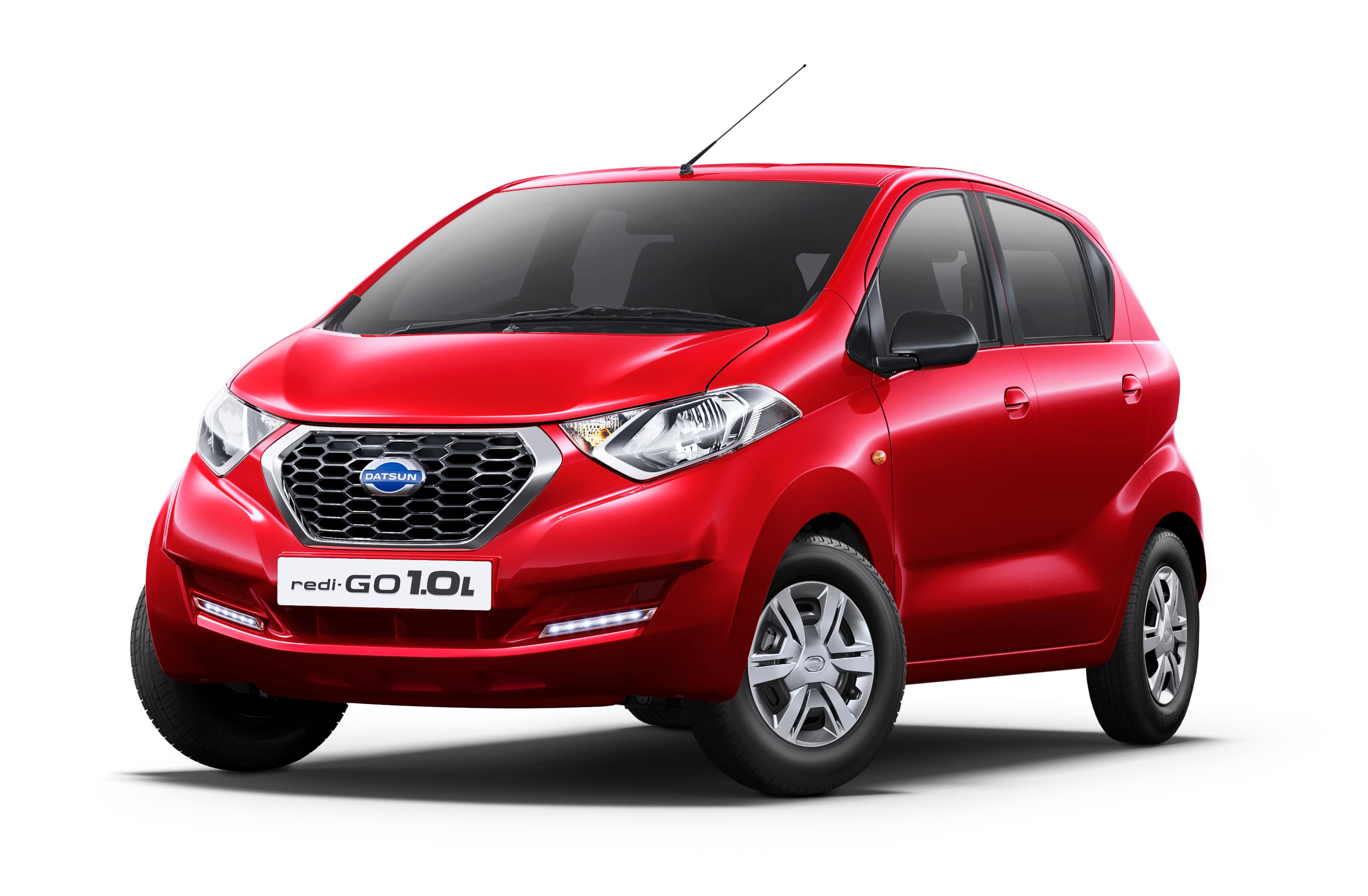 Datsun Redi-GO 1.0L AMT Launched; Priced In India At INR 3