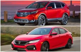 New Honda Civic and 2018 Honda CR-V to Debut at Auto Expo 2018