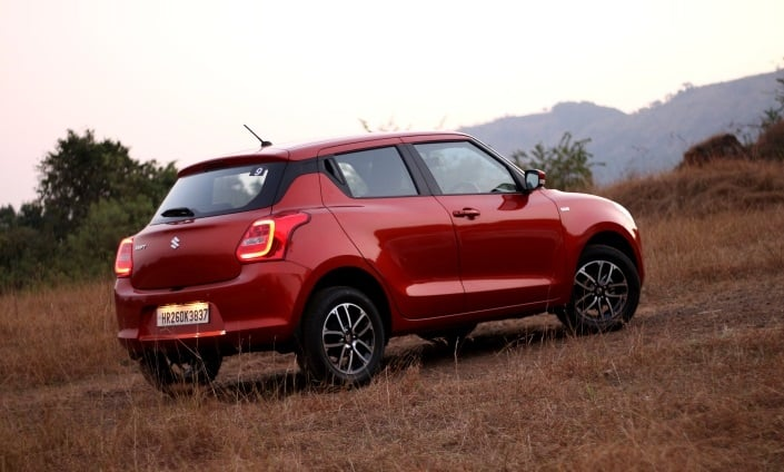 Maruti Swift 2018 Gets Waiting Period of up to 8 Weeks Before India Launch