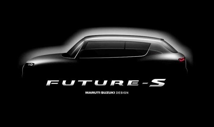 Maruti Suzuki Concept Future S - Teaser Image