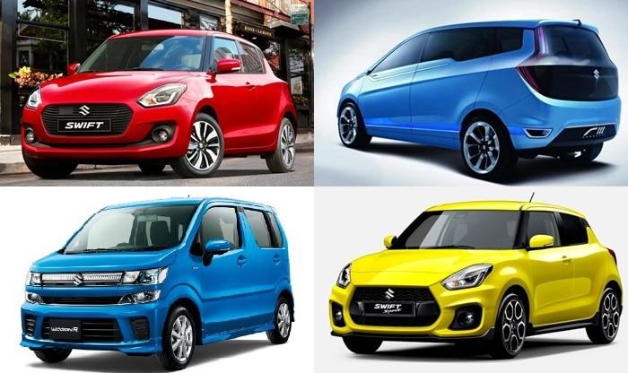 New Maruti Suzuki Swift, Ertiga Crossover MPV and 2018 WagonR India Launch this Year