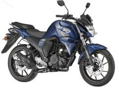New Yamaha FZS FI with Rear Disc Brake Launched; Priced in India at INR 86,042