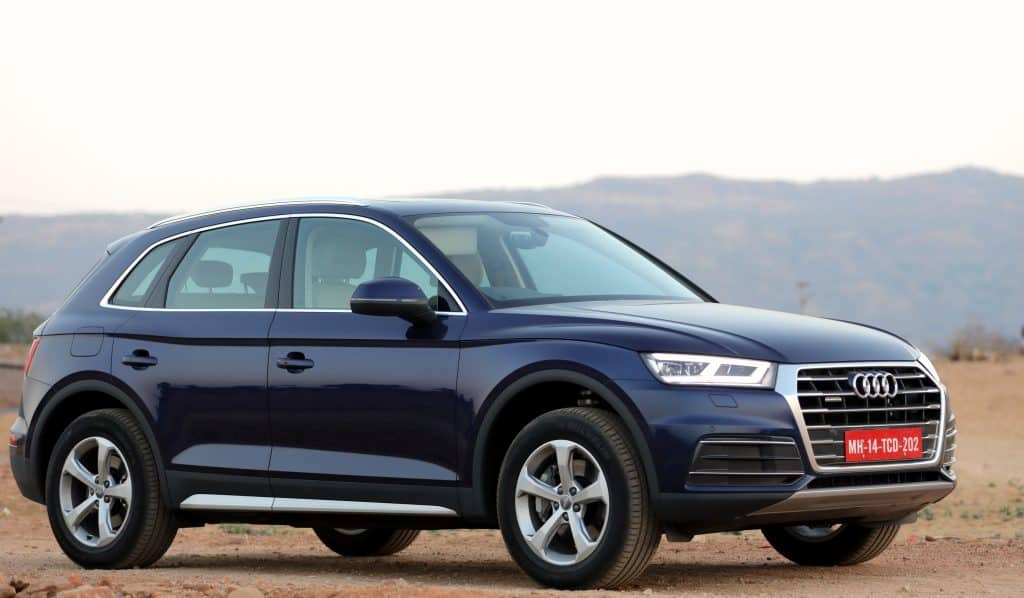 audi q5 2018 launched in india at inr lakh interior specifications images features. Black Bedroom Furniture Sets. Home Design Ideas