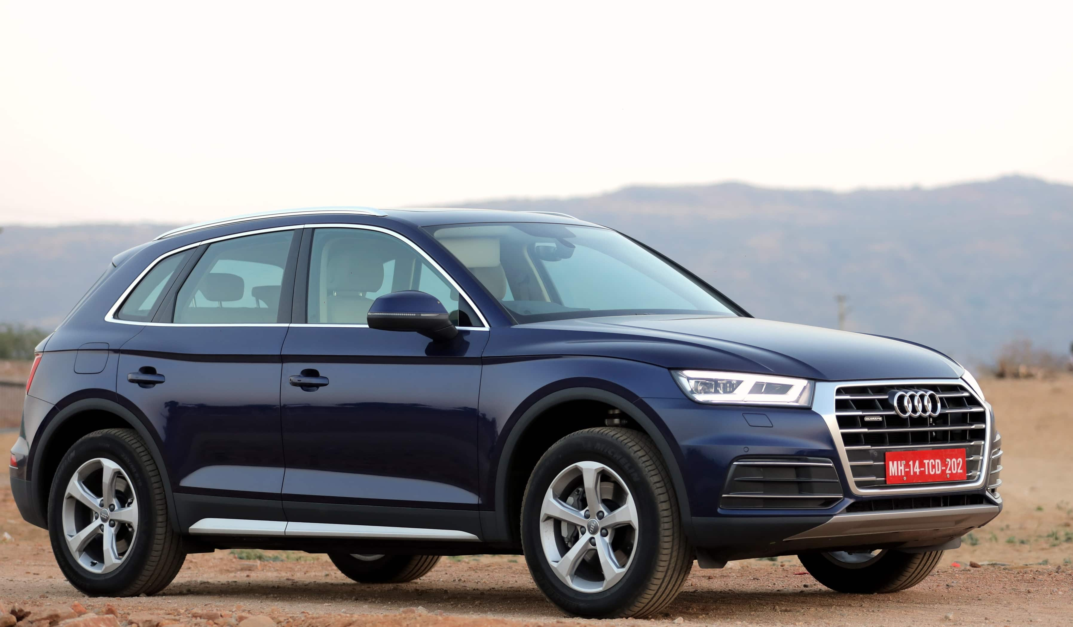 Audi Q5 2018 Launched In India At INR 53.25 Lakh; Interior
